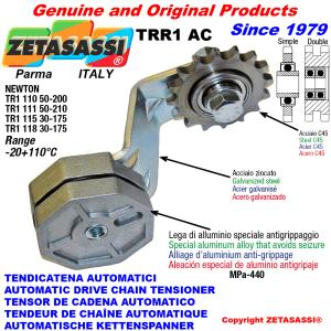 AUTOMATIC CHAIN TENSIONERS TYPE TRR-AC