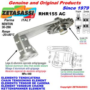 CHAIN TENSIONERS ELEMENTS TYPE RHR RS RD RT