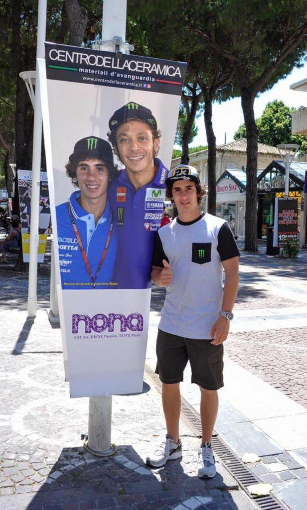 Giro di Boa per il Motomondiale!