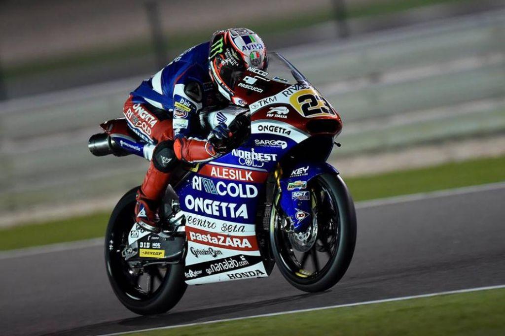 Niccolò Antonelli segna il nuovo record del circuito!