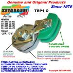 ROTARY DRIVE CHAIN TENSIONER TRP1 chain slider oval head
