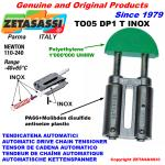 TENDICATENA LINEARE TO05DP1T INOX  testa tonda