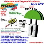 TENDICATENA LINEARE TO1-P testa tonda (PTFE)