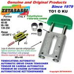 TENDICATENA LINEARE TO1 testa ovale (PTFE)