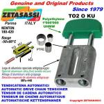 TENDICATENA LINEARE TO2 testa ovale (PTFE)