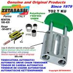 TENDICATENA LINEARE TO2 testa tonda (PTFE)