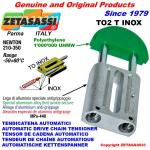 TENDICATENA LINEARE serie INOX TO2 testa tonda