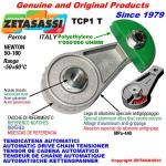 ROTARY DRIVE CHAIN TENSIONER TCP1 chain slider round head