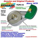 ROTARY DRIVE CHAIN TENSIONER TCP2 chain slider oval head