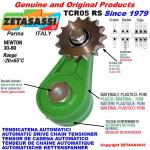 ROTARY DRIVE CHAIN TENSIONER TCR05 idler sprocket