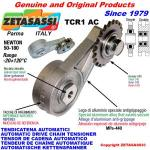 ROTARY DRIVE CHAIN TENSIONER TCR1 idler sprocket