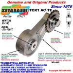 ROTARY DRIVE CHAIN TENSIONER TCR1 idler sprocket hardened