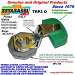 ROTARY DRIVE CHAIN TENSIONER TRP2 chain slider oval head