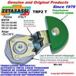 ROTARY DRIVE CHAIN TENSIONER TRP2 chain slider round head