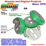 GA ADJUSTABLE CHAIN TENSIONER