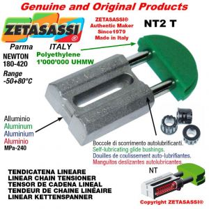 "TENDICATENA 16B2 1""x17mm doppia Newton 180-420"