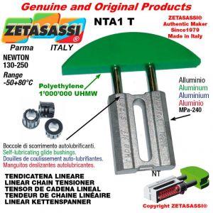 Tendicatena lineare NT 08A3 ASA40 triplo Newton 130-250