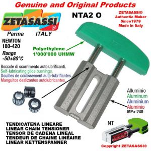 Tendicatena lineare NT 12A1 ASA60 semplice Newton 180-420