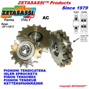 SPROCKETS AC WITH BEARING