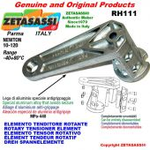 Elemento tenditore rotante RH111 M12x1,75mm Newton 10-120