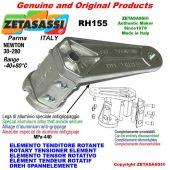 Elemento tenditore rotante RH155 M12x1,75mm Newton 30-280