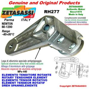 ROTARY TENSIONER ELEMENT RH277 thread M16x2 mm for attachment of accessories Newton 80-1200
