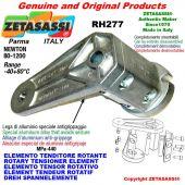 Elemento tenditore rotante RH277 M12x1,75mm Newton 80-1200