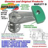 "Elemento tendicatena rotante RHP277O 20B1 1""1/4x3/4"" semplice Newton 80-1200"
