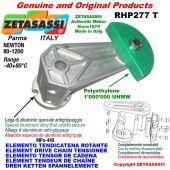 Elemento tendicatena rotante RHP277T 16A2 ASA80 doppio Newton 80-1200