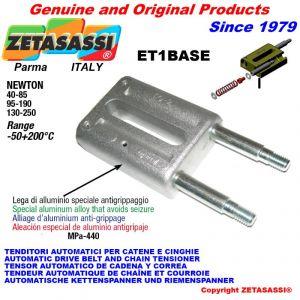 Tenditore lineare ET1BASE Newton 110-450