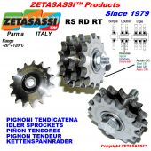SPROCKETS RS-RD-RT with bearings