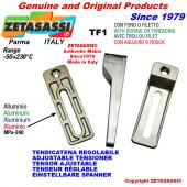 TENSOR AJUSTABLE TF agujero Ø12,5mm para la fijación de accesorios