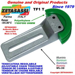 Tendicatena regolabile TF 06C1 ASA35 semplice