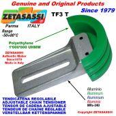 TENDEUR DE CHAINE REGLABLE TF 24A2 ASA120 double