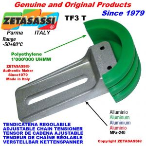 "Tendicatena regolabile TF 16B1 1""x17mm semplice"