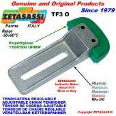 """EINSTELLBARE KETTENSPANNER TF 16B1 1""""x17mm Einfach"""