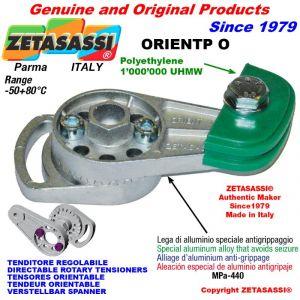 """TENSOR DE CADENA ORIENTABLE ORIENTP 06B1 3/8""""x7/32"""" simple"""