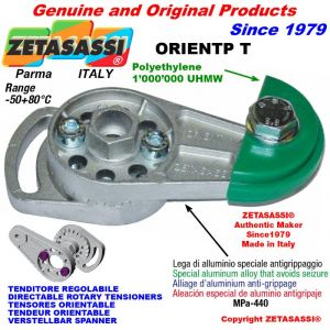 "DIRECTIONAL CHAIN TENSIONER ORIENTP 06B2 3/8""x7/32"" double"