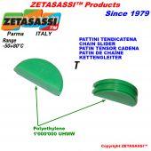 Polyethylene Chain Slider Round head