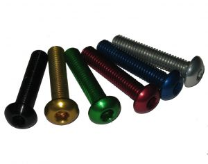 Ergal screws VBTP